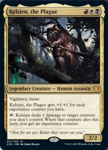 Kelsien, the Plague